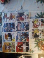Wii Spiele Sammlung gehen auch