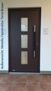 Aluminium-Haustür Ausstellungsstück Nr 13