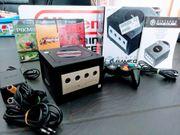 Nintendo Gamecube Konsole Komplett OVP