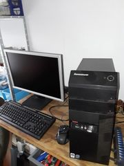 PC mit 3D Drucker