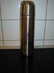 Thermoskanne Metall spülmaschinenfest unzerbrechlich