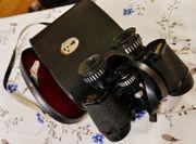 Vintage-Fernglas von Revue mit Tasche