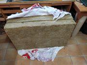 3 Platten Steinwolle