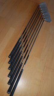 7teiliges Golfschlägerset - Eisen
