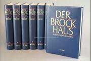Brockhaus Enzyklopädie 15 Bände neuwertiger