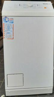 Waschmaschine Toplader Miele Wäsche Waschen