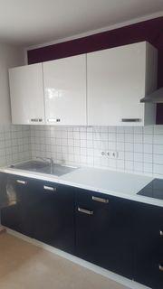 Küchenzeile mit E Geräten