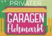 großer Garagenflohmarkt