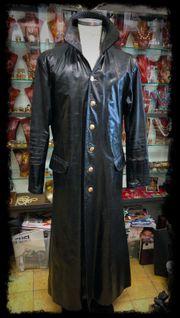 Original Pyrate Style Ledermantel Leather
