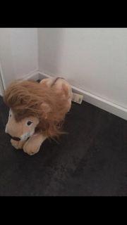 Steiff Löwe Leo liegend