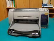 Drucker Hp DeskJet 970 Cxi