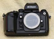 Nikon F4 Gehäuse Body