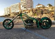 1996 Custom Chopper Santee Softtail