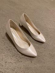 White Lady Hochzeitsschuhe