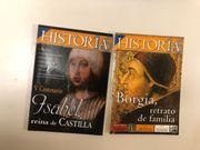 HISTORIA 16 Zeitschrift spanisch revista
