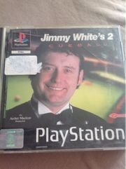 Jimmy White s 2 Cueball