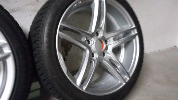 1 Satz Alu-Komletträder Mazda MX5