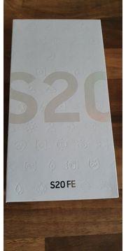Neues Samsung Galaxy S20 FE