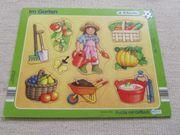 Puzzle-Spaß im Garten 9 dicke
