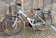 Neuwertiges Damen Trekking Fahrrad PEGASUS