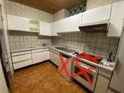 Küchenzeile mit Kühlschrank zu verschenken