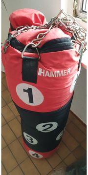 Boxsack von Hammer
