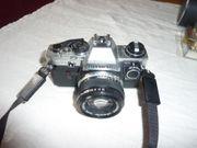 Olympus OM10 - Analoge Spiegelreflex Kamera