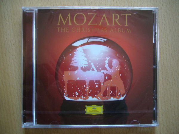 Audio-CD Mozart - The Christmas Album