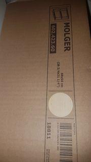 Regal Ikea Molger Bad