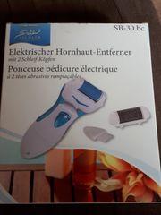 Elektrischer Hornhaut-Entferner NEU