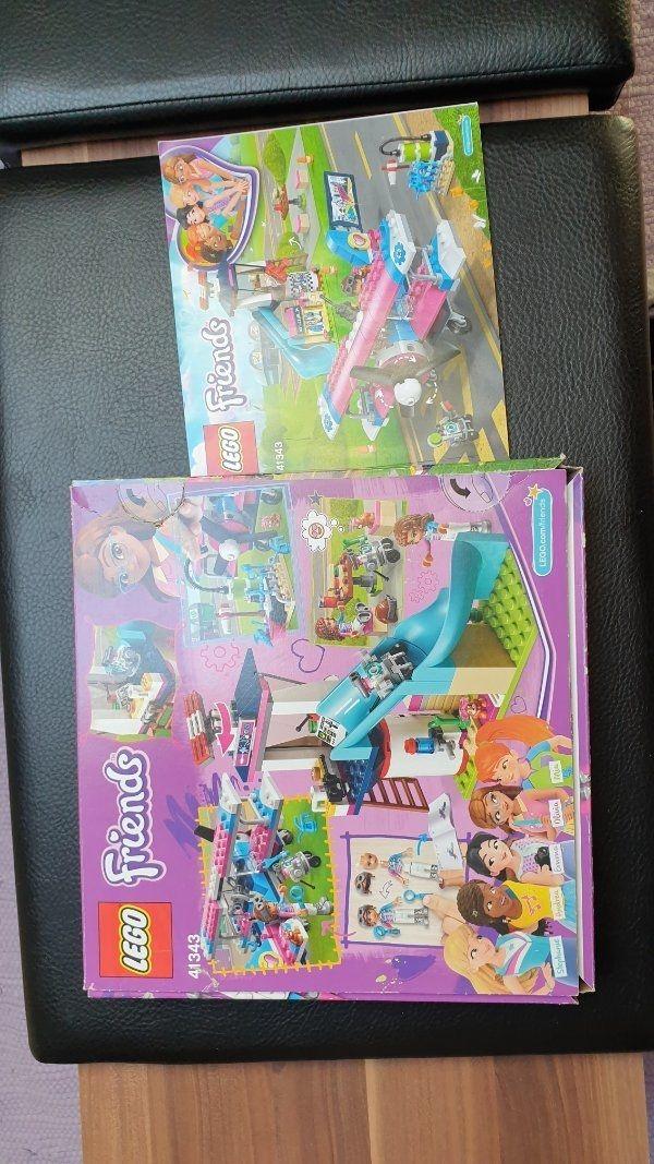 verkaufen 18 Lego Friends Sets
