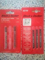 Black Decker Stichsägenblätter