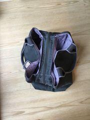 Geonaute Sporttasche grau lila