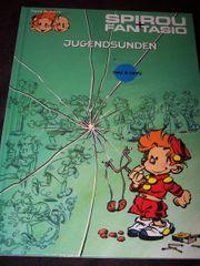 2 Spirou-Comics von Tome Janry