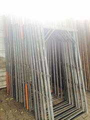 Baugerüst Stahl