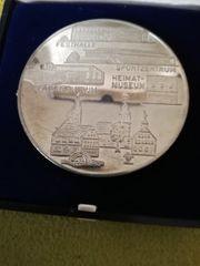 Medaille 1000 Jahre Renningen 1991