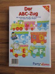 Der ABC-Zug Puzzlespiel ab 4