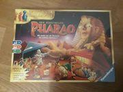 Der zerstreute Pharao Regensburger Spiel