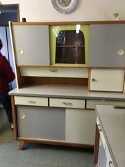 Küchenbuffet Küchenschrank vintage retro 50er