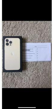 iPhone 11 Pro mit Rechnung