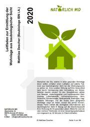 Gesund Natürlich Nachhaltig Wohnen Leitfaden