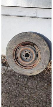 VERSCHENKE einen gebrauchten Reifen 185