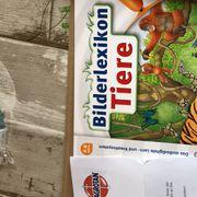 tiptoi Stift und bilderlexikon Tiere