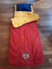 Kinderschlafsack Outdoor geeignet