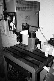 Bohrmaschine Tischbohrmaschine Solid TB-15 S