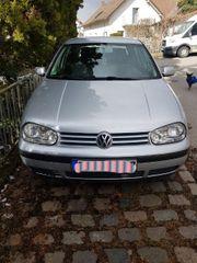 VW Golf 4 Schlachtauto Teileträger