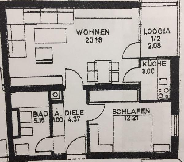 Schone Helle 2 Zimmer Wohnung In Munchen Vermietung 2 Zimmer