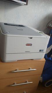 Farblaserdrucker OKI C 301dn
