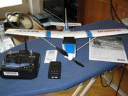 Kyosho airium Cessna Modellflieger mit