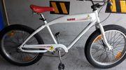 Haribo-Cruiser-Fatbike Fahrrad